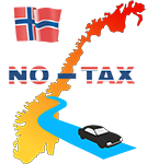 Mokesčių grąžinimas - Norvegija
